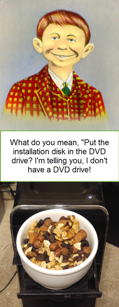 Tech woes memes. What drive?