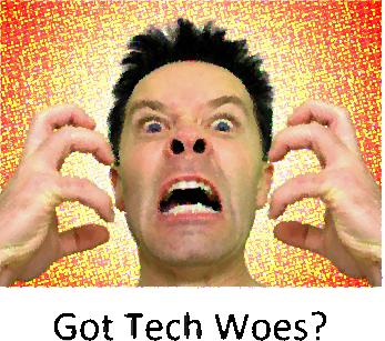 Web site offline tech woes