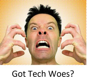 iPad Web Woes